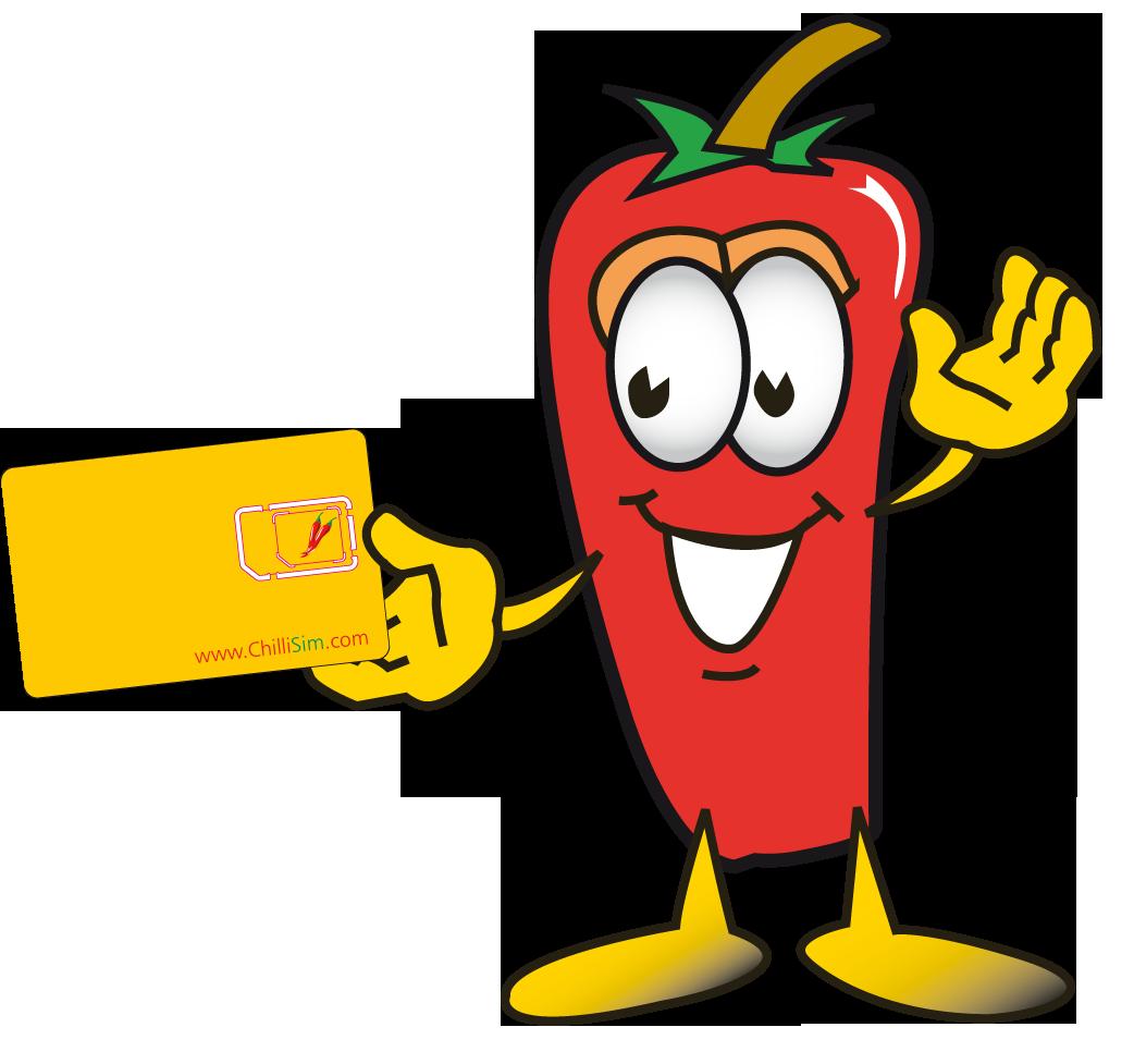 mr chilli Buy a sim